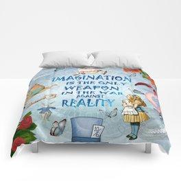 Alice In Wonderland - Imagination Comforters