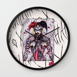 HARLEY X Wall Clock
