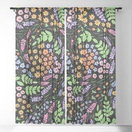 Wild Garden Sheer Curtain