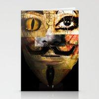 illuminati Stationery Cards featuring illuminati? by Jack