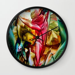 RedIris  Wall Clock