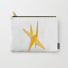 Abstract Re-Created Painting in Space Carry-All Pouch