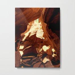Vintage Cave Metal Print