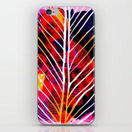 Wild Leaf iPhone Skin