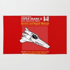 Viper Mark II Service and Repair Manual Rug
