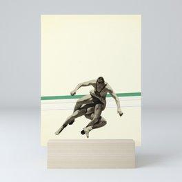The Wrestler Mini Art Print
