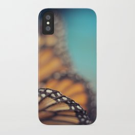 On the edge of Flying iPhone Case