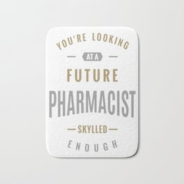 Future-Pharmacist Bath Mat