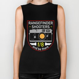 F8 and Be There Biker Tank