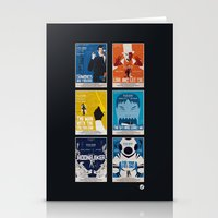 bond Stationery Cards featuring Bond #2 by Alain Bossuyt