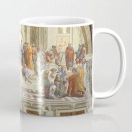 Raphael - The School of Athens Coffee Mug