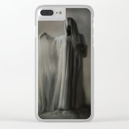 Minister of Omens Clear iPhone Case