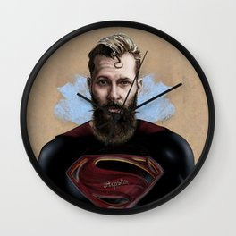 Super Hipster Wall Clock
