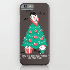 Return of the Christmas Vampire Slim Case iPhone 6s