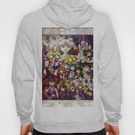 Sailor Moon R Hoody