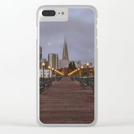 Pier 7 Clear iPhone Case