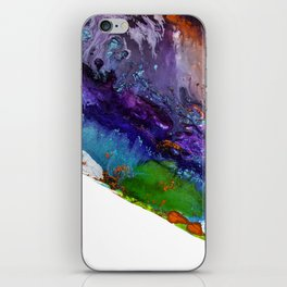Devil and the Deep Blue Sea iPhone Skin