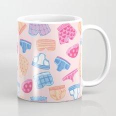 Underwear Pattern Mug