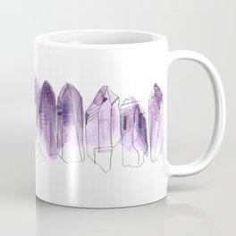 Amethyst - February Coffee Mug