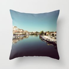 Auxerre Throw Pillow