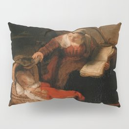 Holy Family with Angels Pillow Sham