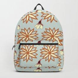 Mandala And Bloom Backpack