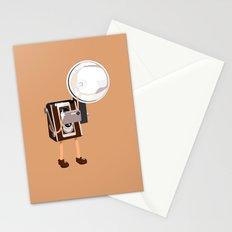 Cameraman Stationery Cards
