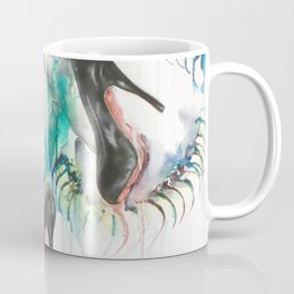 Rainbow and Serpent Coffee Mug