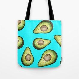fruite avocado Tote Bag