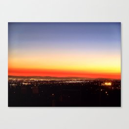 Raze Canvas Print