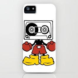 Mix-Tape iPhone Case