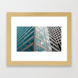 SYDNEY QATSI Framed Art Print