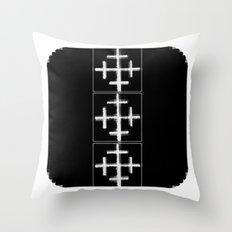 JMerréll 7 Throw Pillow