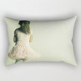 Little Dancer Rectangular Pillow