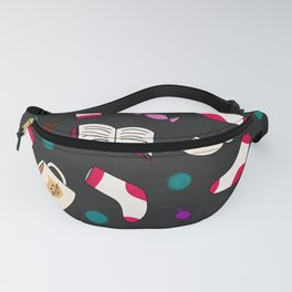 Bookworm Party Fanny Pack