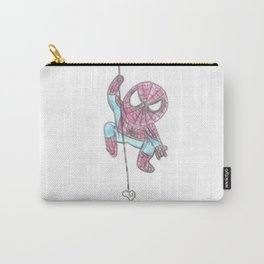 Spider Guy love web Carry-All Pouch