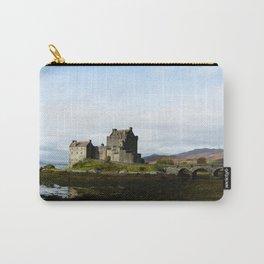 Eilean Donan - Horizontal Carry-All Pouch