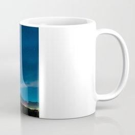 Volcanoes in the Night Coffee Mug