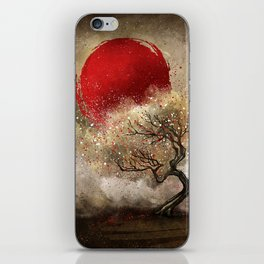 Iroha iPhone Skin