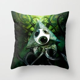 Pharengula Throw Pillow