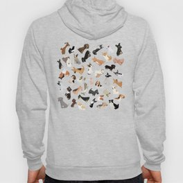 Dog Party Pile Hoody
