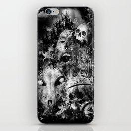 tortured souls iPhone Skin