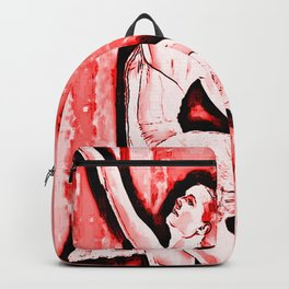 Scarlet Ballerina Backpack