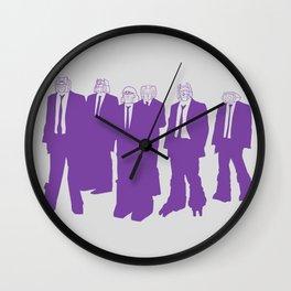 Reservoir Decepticons Wall Clock