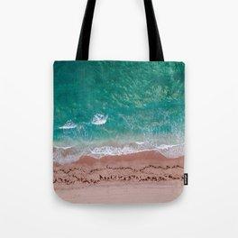 Delray Beach | Crashing Waves Tote Bag