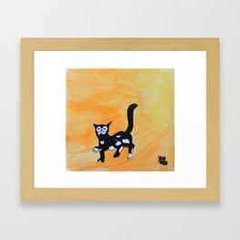 Walkin on Sunshine Framed Art Print