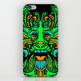 Face Your Chaos iPhone Skin