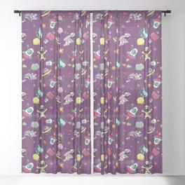 Astronomy | Sheer Curtain