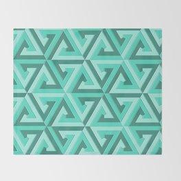 Geometrix LV Throw Blanket