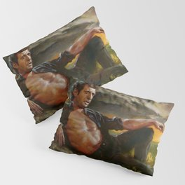 Ian Malcolm: From Chaos Pillow Sham